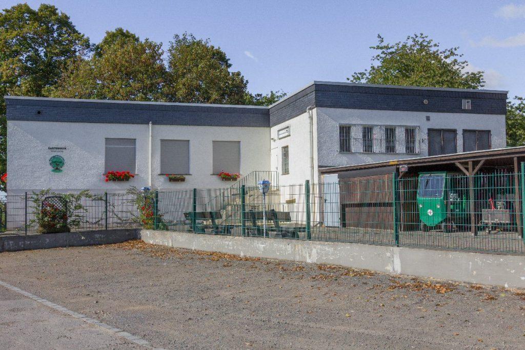 Gartenheim Ostseite