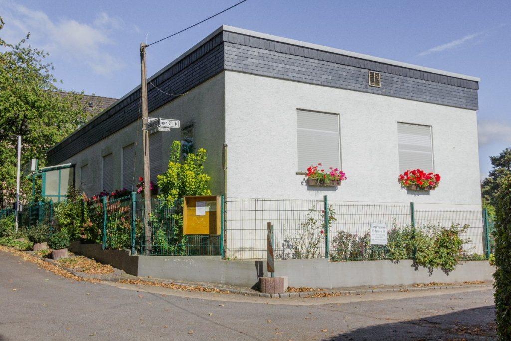 Gartenheim Südseite
